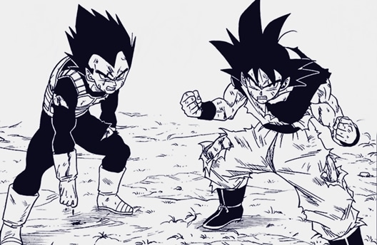 Goku, Vegeta, And Broly Movie Battle Are Linked By Faith