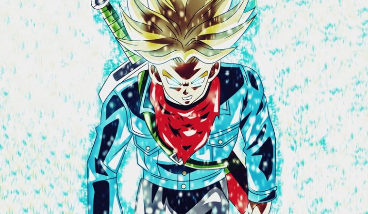 How Old is Future Trunks Now Dragon Ball Super?